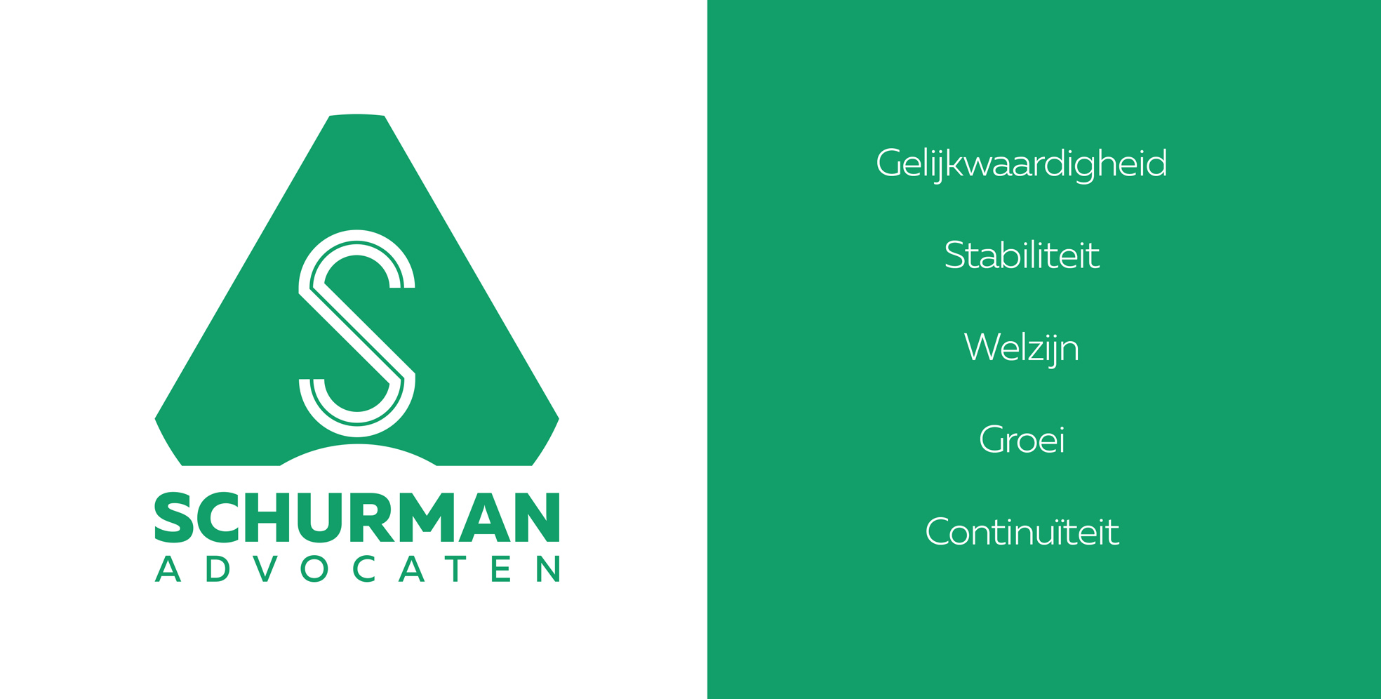 Schurman Advocaten Logo
